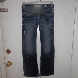 BKE Sabrina Flare Jeans - Size 25S